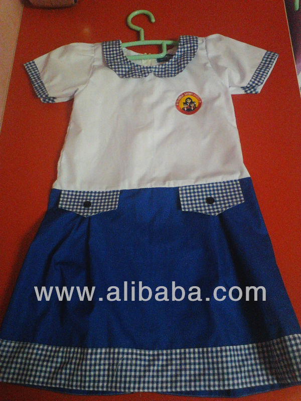 Kindergarten Uniforms