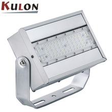 Soccer field IP66 IK10 50W led flood light with 125LM/W efficiency