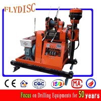 HGY-200 Geological Core Drill Rig, diamond core drilling rig, geological core drilling rig for SPT test