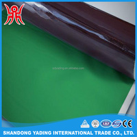 Self adhesive waterproof membrane damp proof course waterproof roofing material