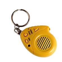 Sound keychain with custom message for Advertising & Promotional