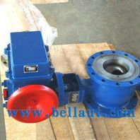 electric valve positioner