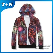 hoodie manufacturers custom sublimation sports hoodie