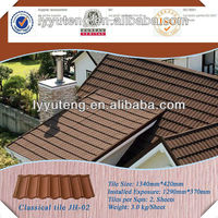 Pioneering excellence ISO &SGS red roof slate tiles