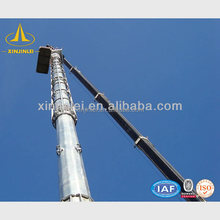Steel High Mast Lighting Pole