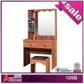 109B Hot sale makeup dresser with mirror