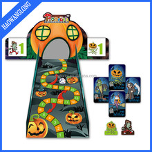 Scary Pumpkins Carving Kids Toy Paper Board Game
