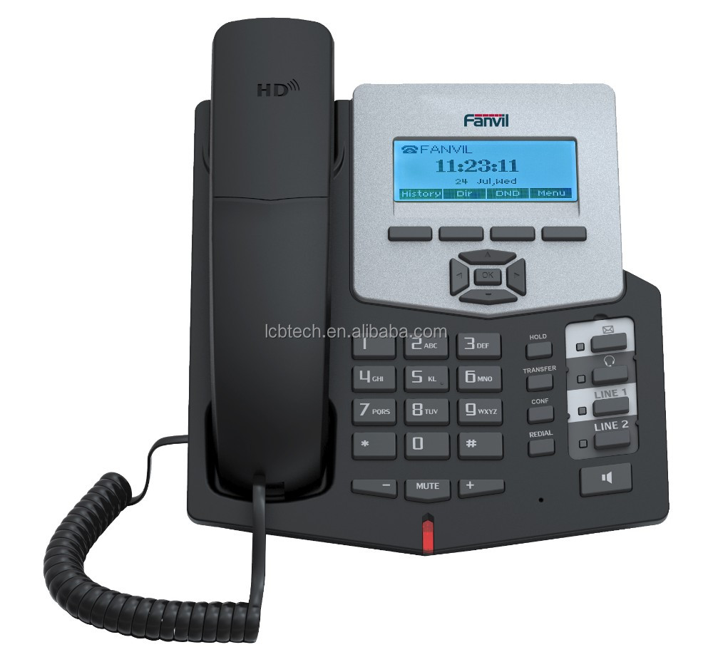 3 way-conference IP Phone Conference Phone VOIP phone C58