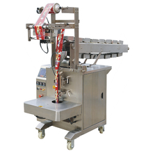 Apple Jelly Potato Chips Automatic Packing Machinery and Hot Sales in India