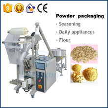 20g - 200g Automatic Small pouch dried ginger powder Packing Machine