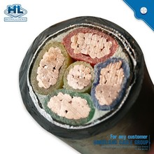 0.6/1kv Halogen-free Low Smoke and Fire-resistant Environmental Protection Power Cable