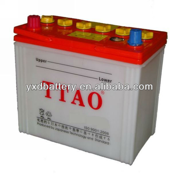 Manufacturing Electric Car Dry Battery