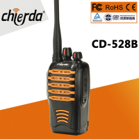Chierda CD-528 waterproof mobile ham radio VHF/UHF frequency walkie talkie
