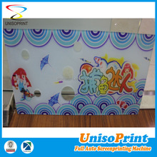 Acrylic Cartoon game Factory made in Shanghai PVC or PS advertising ideas board signs billboard advertisers with high quality