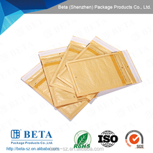 2015 New Products Customized Size Brown Kraft Envelope Bubble Envelope