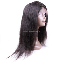 brazilian lace front wigs human hair straight smooth wigs perruque full lace wigs human hair