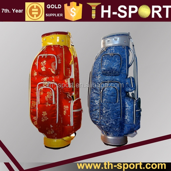 Wholesale China Classic Staff Golf Bag