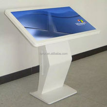 hot sale product stand alone 32 inch all in one touch lcd digital signage