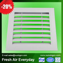 high quality air conditioning aluminium louver window frames