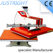 American style digital swing away heat press machine