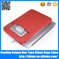 "Wholesale hot selling promotional 11"" 13"" 15"" tablet carry case travel computer laptop sleeve"