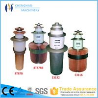 High Frequency Power Tube Triode Tube glass tetrode