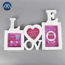 Lovely funny animal pink sex Family Collage Tree Photo Frame For Love