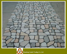 Wholesale natural garden stepping stones lowes prices