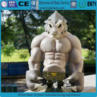 monster musle custom movable anime action figure for promotion