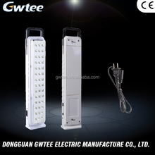GT-8583 Low cost white 42 SMD high quality rechargeable led emergency light