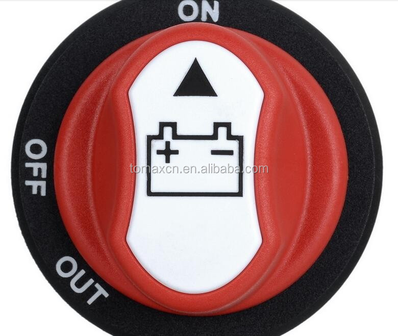 New excellent quality battery switch car modification switch