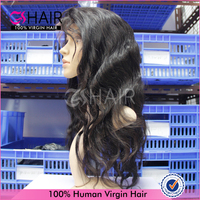 Novelty items for sell indian body wave human hair wigs new technology product in china