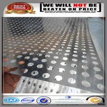 stainless steel plate for ventilation/ perforated stainless steel sheet