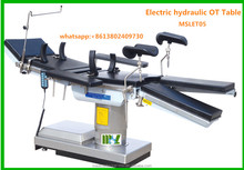 hydraulic operating table/electric hydraulic hospital used operating table MSLET05H