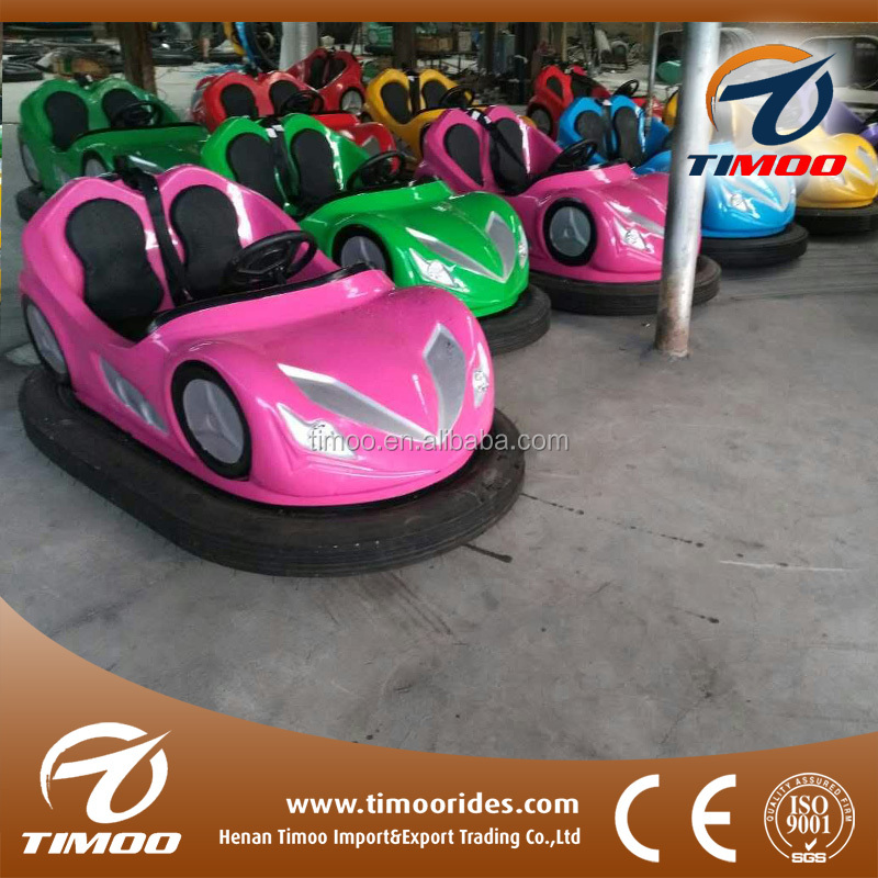 Hot sale kids y8 racing games amusement rides battery perated bumper cars for sale