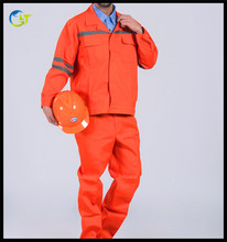 custom engineering coal mine flame resistant hi vis jacket and pants reflective uniform safety workwear