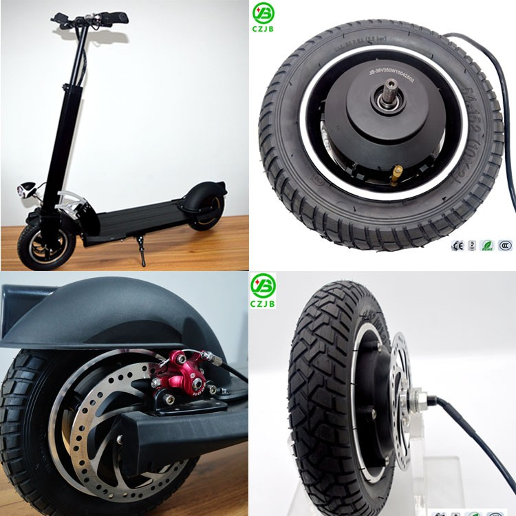 CZJB 8 inch bldc electric scooter motor