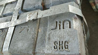Factory price zinc ingot 99.995% BEST QUALITY !