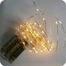 Battery Powered for Wedding Decoration led copper wire string