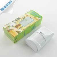 IR & MW Dual Technology Home Security 12V Mini PIR Motion Sensor
