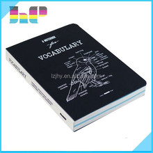 Custom cheap matt / gloss lamination hardcover book OEM offset printing in Chinese factory
