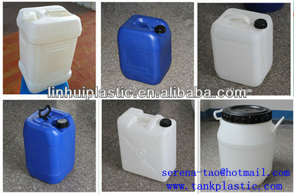 25kg food grade plastic drums