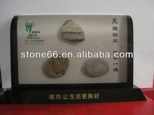 man made resin cobble stone