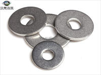 DIN9021 stainless steel flat washer