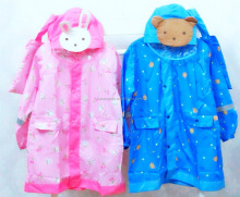 PVC Kids Rain coat/childen raincoat/rain poncho/rainwear