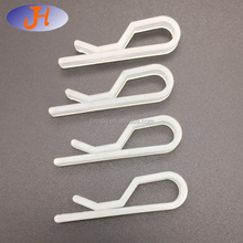 NEW Wholesale Plastic R Clips Fastener For Clothes
