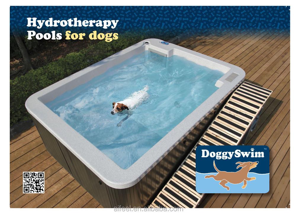 High Quality Freestanding Dog Bath Tub Acrylic Dog Grooming Bath Tubs Hot Sale Pet Swimming Pool