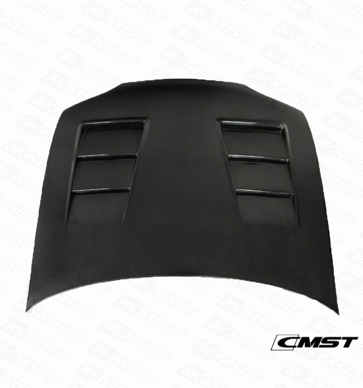 1992-1996 CARBON FIBER ENGINE COVER HOOD BONNET FOR HONDA CIVIC EG(CMS5-117 )