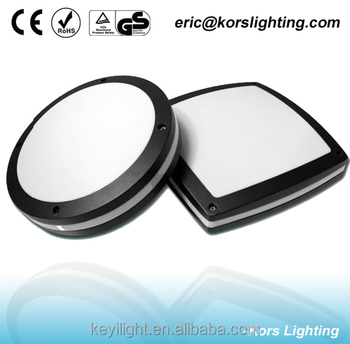 IP65 Aluminium Waterproof motion sensor light , modern ceiling light