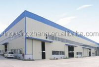 quick build prefabricated industrial storage warehouse sheds